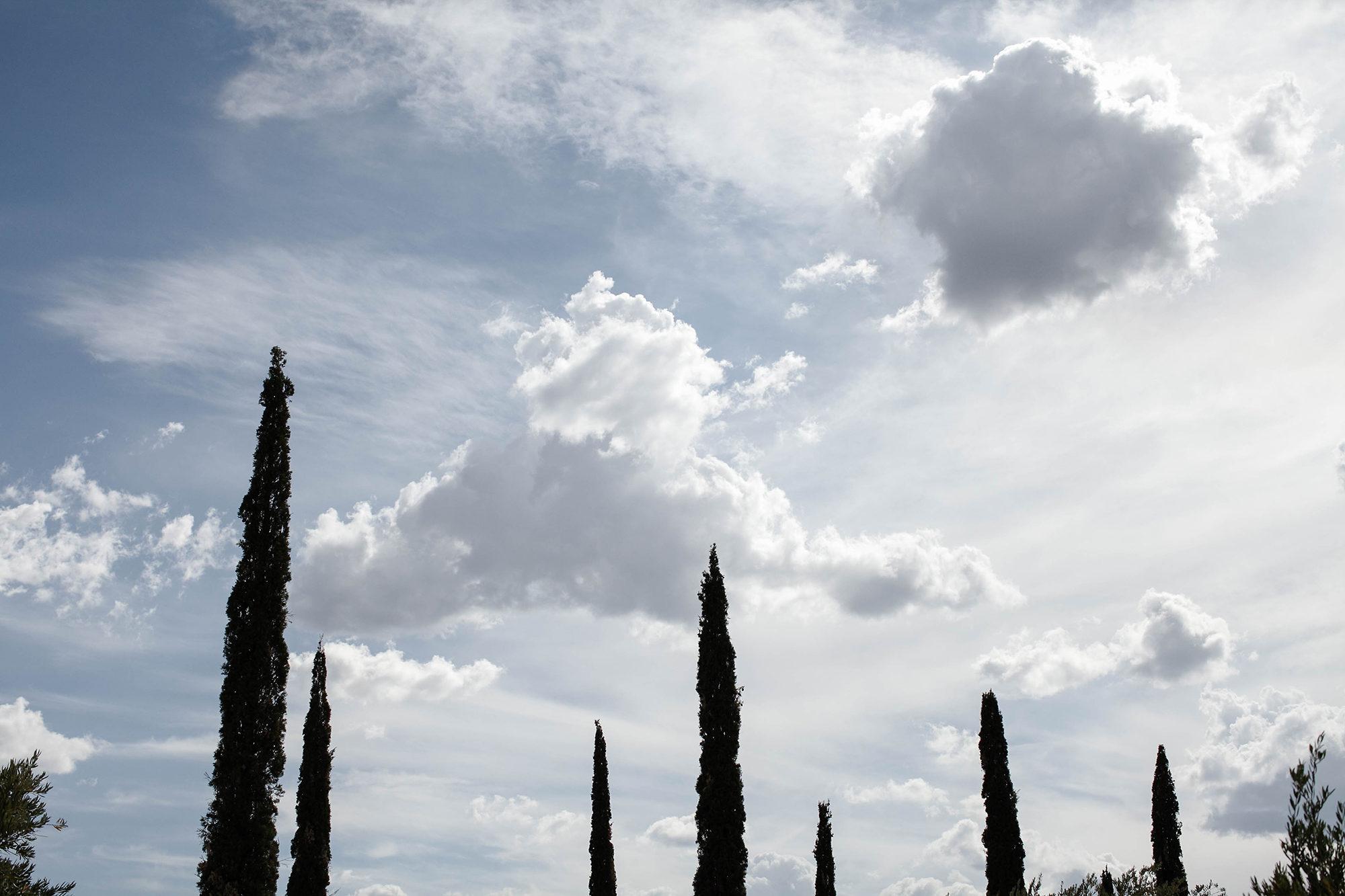 arcosanti clouds