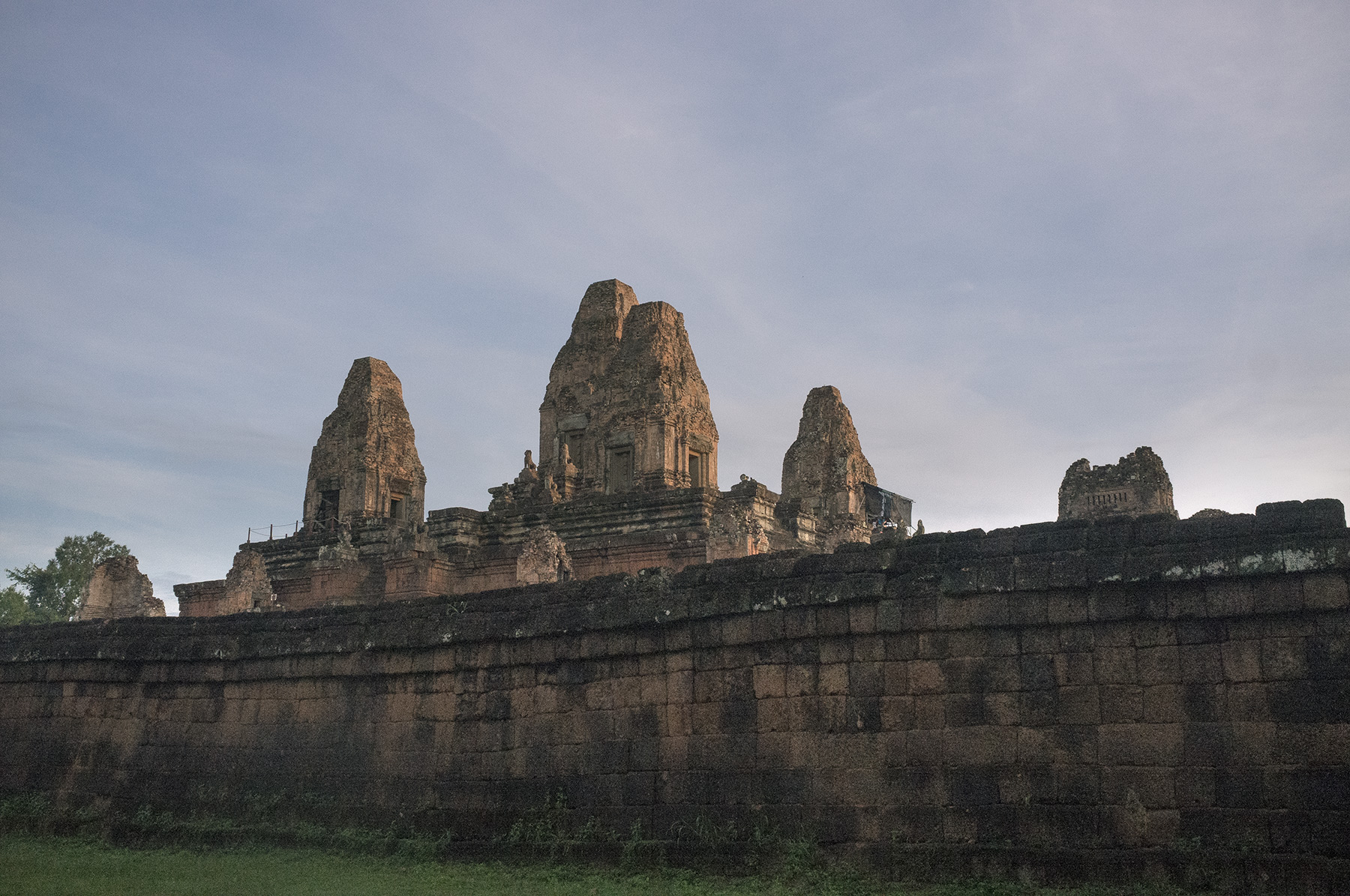 early morning angkor wat