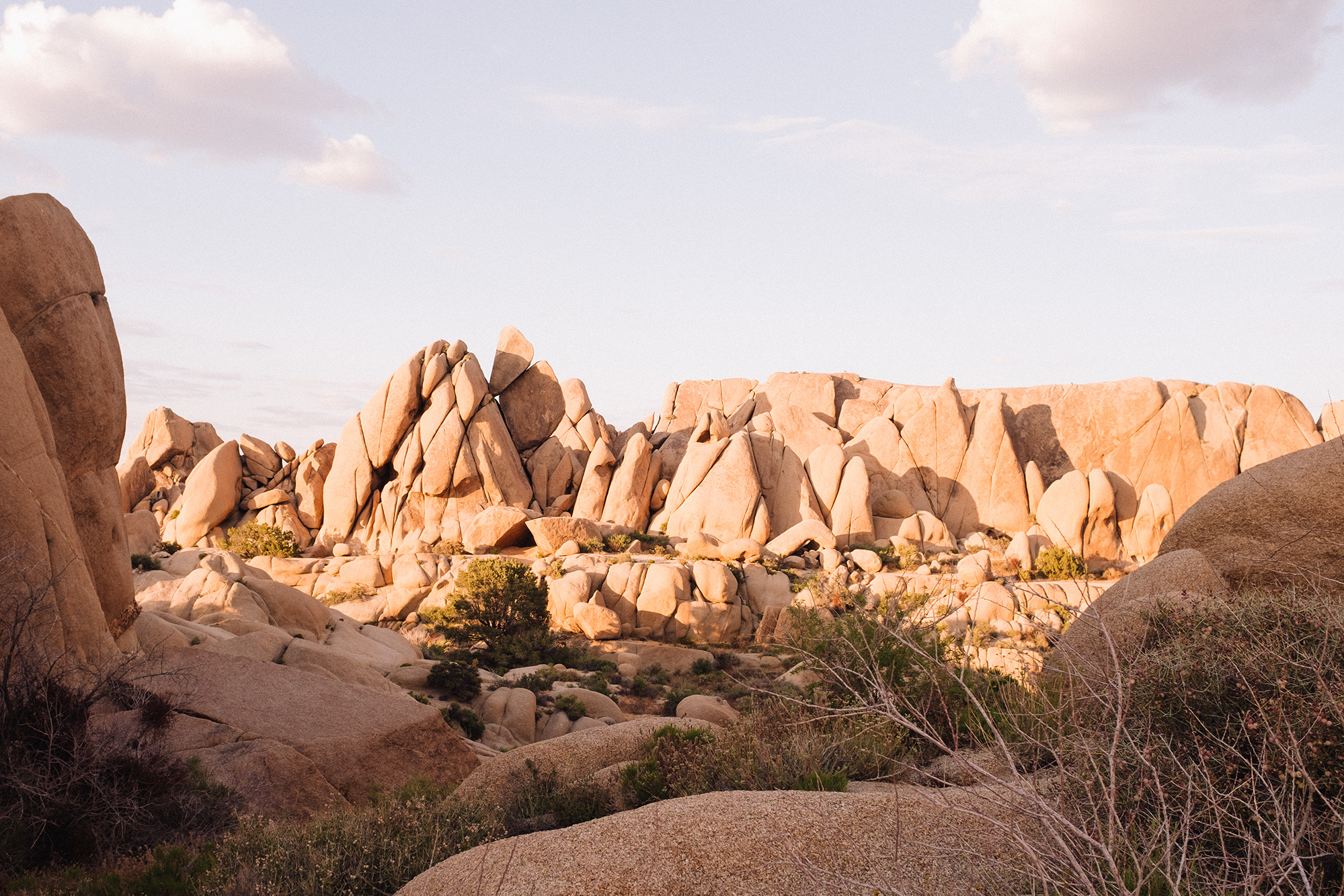 best rocks joshua tree